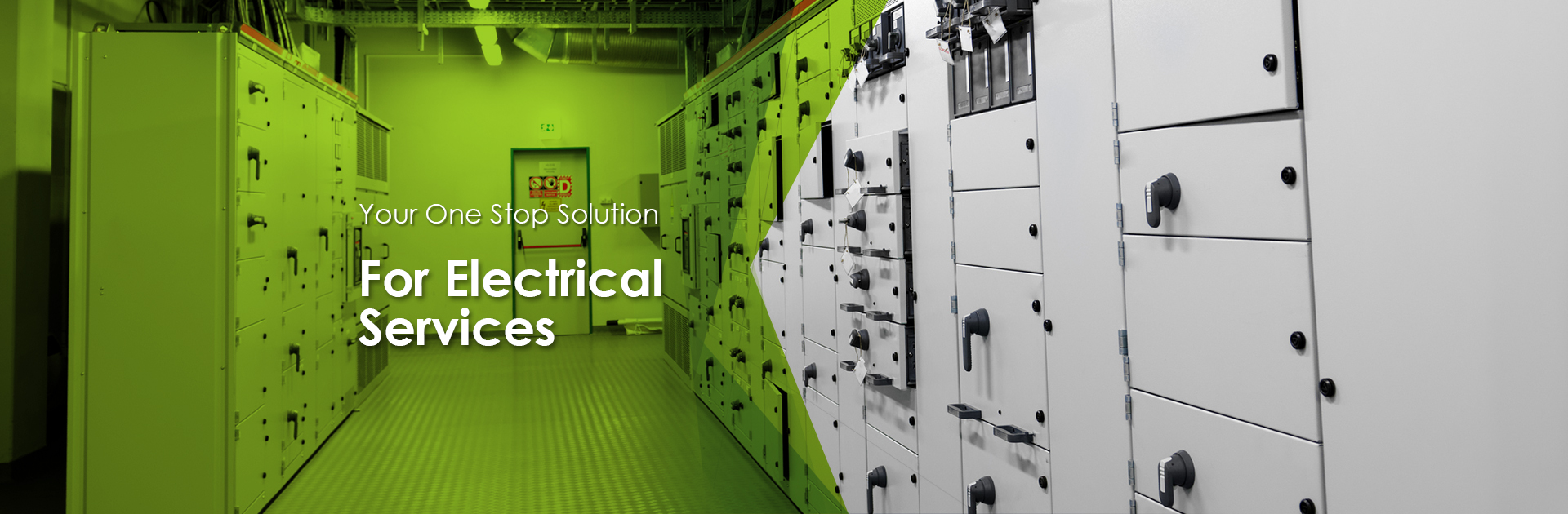 Your One Stop Solution for Electrical Services
